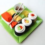Windelsuhi 2 - Sushi aus Windeln